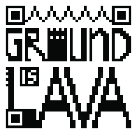 GROUND IS LAVA COVER